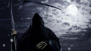 Cuento anónimo, El signo de la muerte