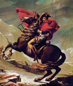 Napoleón, relatos cortos
