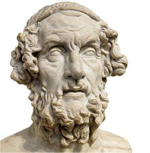 los clásicos literarios, Homero