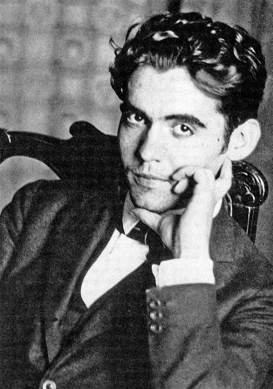 Lorca, poema la sangre derramada